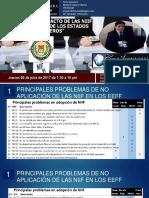 Impacto de Las NIIF en La Auditoría de Los EEFF