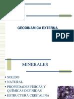 Capitulo Geodinamica Externa Primera Parte 2015