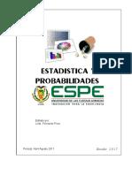 EstadisticayProbabilidad ESPE