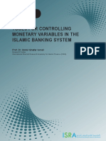 117. Tools for Controlling Monetary Variables in the Islamic Banking System