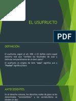 EL USUFRUCTO.pptx