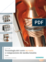 Brochure Vacuum Switching Technology and Components Es