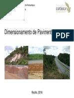 Dimensionamento Pavimento Resiliencia PRO 269 94 REV0