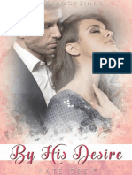 By His Desire - Kate Grey