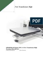 Printer Dtg New Transformer High Precision.docx