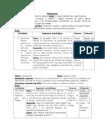 Planificaciones Lenguaje y Matematica