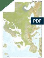 Mapas Fisicos_ 5 Continentes