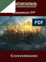 Pathfinder - Eberron PF - Conversione.pdf