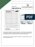 GUÍA  matemática graficos