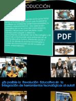 Esposible la revolucion educativa sin la integracion de herramientas tecnolgicas al aula.pptx