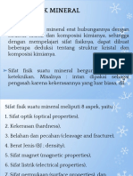 1c - Sifat Fisik Mineral