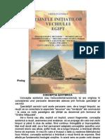 Tainele Initiatilor Vechiului Egipt Vol 2
