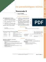 Constructions Parasismiques Mixtes Acier-béton - Contexte de l'Eurocode 8 - TIPesp-c2569
