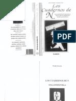 Los Cuadernos de La n (1)