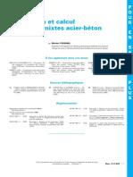 Conception Et Calcul Des Dalles Mixtes Acier-béton - TIPesp-c2567