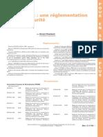 Ascenseurs - Une Réglementation Pour La Sécurité - TIPesp-c3710