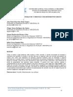 Análise de Sistemas de Corrosão