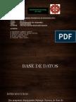 Programacion Point Base de Datos