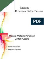 PPT Endnote