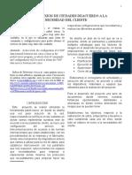 Informe Interconexion de Ciudades