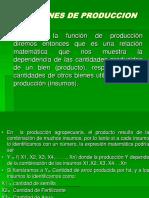 Clase 0 Funcion de Produccion