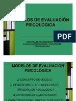 Modelos de Ev.psi