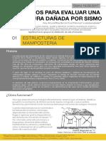 Conceptos básicos para evaluar estructuras dañadas por sismos 22_09_2017