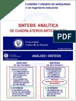 08_SINTESIS ANALITICA CUADRILATERO ARTICULADO.pdf