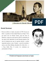 Haruki Murakami e a Literatura Japonesa