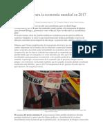 8 Tendencias de La Economìa Global