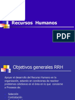 Pilar Recursos Humanos