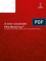 A More Sustainable Fifa World Cup Update June2017 Neutral