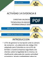 Actividad 14 Evidencia 8