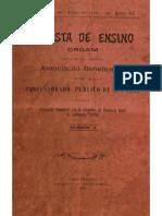 Revista de Ensino Nº 1 de 1916