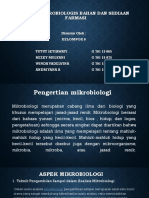ppt ASPEK MIKROBIOLOGIS
