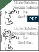 Libro Interactivo Descubrimiento de América Cristobal Colón PDF