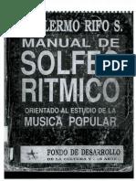 211553417 Manual de Solfeo Ritmico PDF