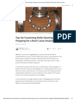 Tips for Examining Roller Bearings_ Prepping for a Root Cause Analysis (RCA) _ Bob Latino _ Pulse _ LinkedIn