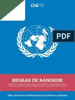 Regras de Bangkok- Mulheres Presas e Infratoras