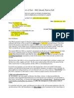 AffidavitOfFactBillAlreadyPaidTEMPLATE (1)