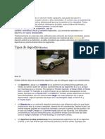 Libro carros rapidos