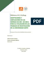 Normas Bibliográficas ISO 690 2015 OKKOK