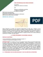 SECC. 4.1, Teoria Preliminar, Ecuaciones Lineales