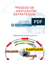 1.2 El Proceso de Planificacion Estrategica