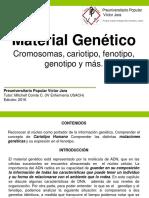 Material Genetico PPVJ Comun 2015