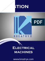 Electrical Machines Kuestion