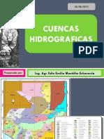 CUENCAS HIDROGRAFICAS.pptx