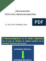 Clase 1 de EKG Curso Electivo