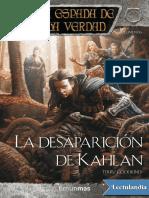 TerryGoodkind Ladesaparicion deKahlan.pdf