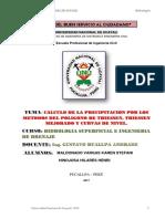 informe hidrologia metodos.docx